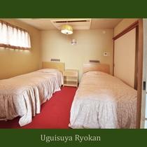 24_和洋室(ベッド)