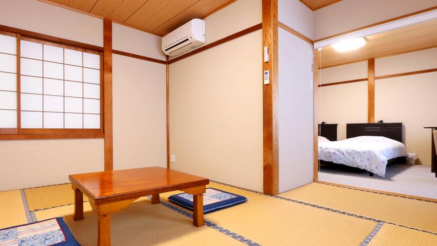 新部屋タイプ♪和洋室できました!