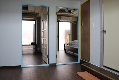 マンションタイプ Two-Bedroom 個室AS6