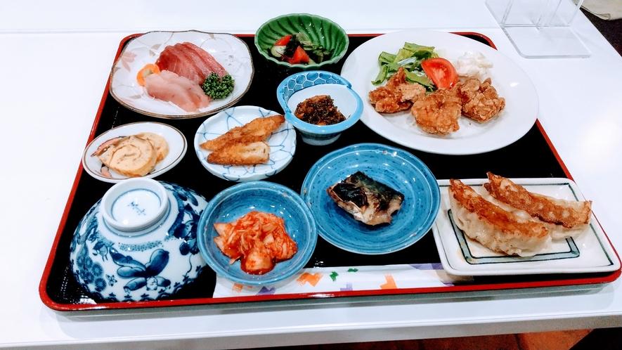 ホテル寺尾 夕食
