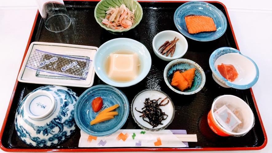 ホテル寺尾 朝食