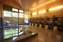 本館大浴場(石風呂)