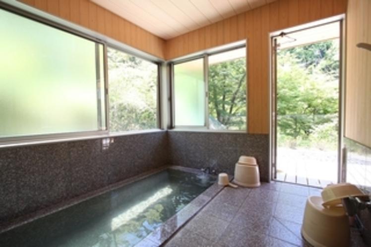 コテージ(個室温泉)
