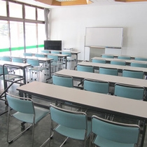 *館内一例:研修室