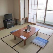*【和室8畳】ご夫婦、小グループに!畳の上でのんびりお寛ぎ下さい