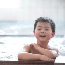 お肌がスベスベになる良質な天然温泉が自慢です