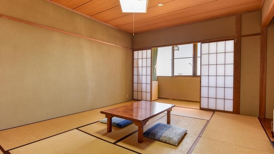 *【和室10畳】ご家族グループにおすすめの和室