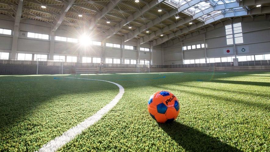 *施設一例:スポーツ施設も充実