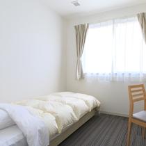 【禁煙シングルルーム】Wi-Fi完備!ビジネスや一人旅の方に最適なお部屋です。