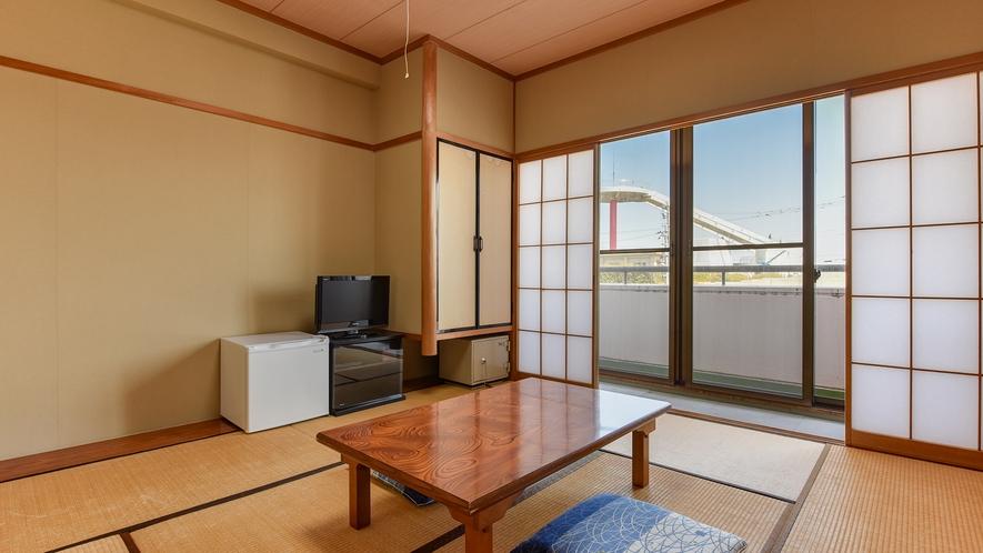 *【和室8畳】お部屋からの眺望もお楽しみください