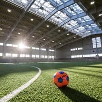 施設一例:スポーツ施設も充実