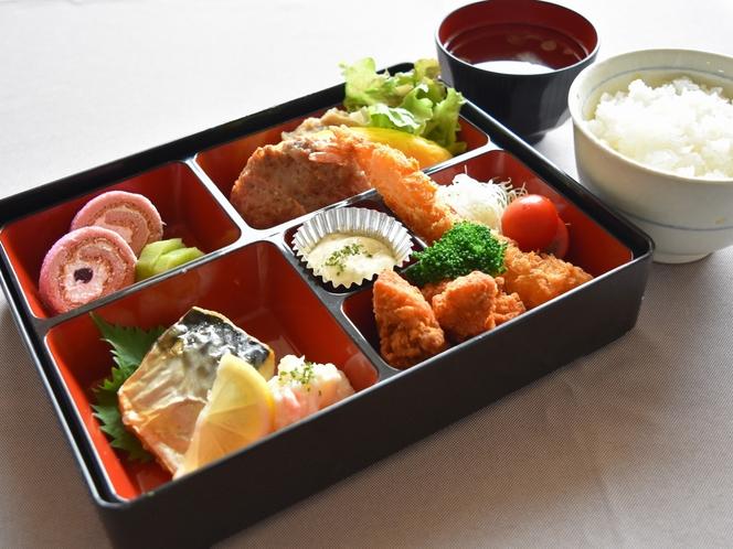 小学生夕食(イメージ)