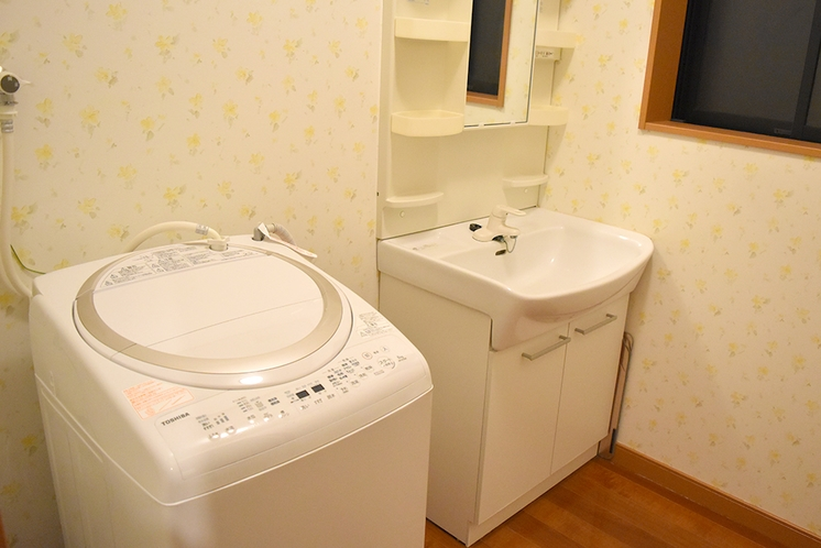 洗濯機・洗面台(コンドミニアム)