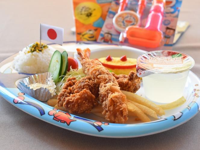 幼児夕食イメージ