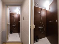 【女性専用】キャビン風カプセルルーム シャワールーム