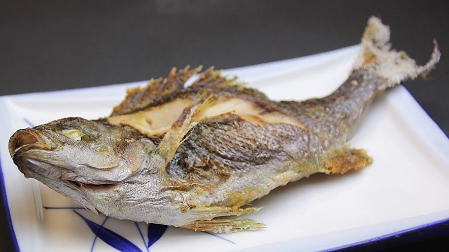 イサキの焼魚