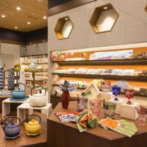 【ジャパンセレクション】日本全国からこだわりの品を集めたセレクトショップ。