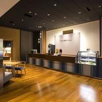 【ITカフェ 情報ステーション】イートインスペースを設けておりますのでご自由にどうぞ。