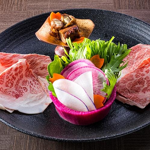 【もりの風茶寮・2020年春】今回は北海道と茨城県の名物料理を会席仕立てでご提供致します。