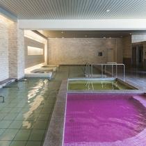 【お好み風呂HA-SHI-GO】2015年リニューアルオープンの際に改修した新しい浴槽です。