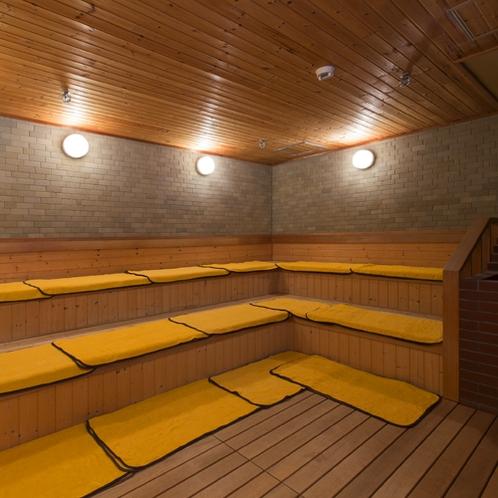 【大浴場DAI-NO-JI】サウナもございます。