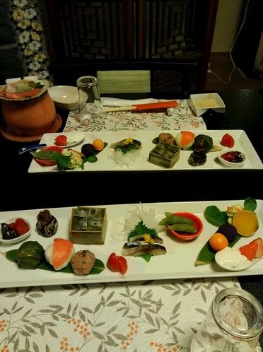 ある日の夕食料理(イメージ)
