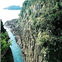 【日向岬】馬ヶ背の断崖絶壁(ホテルより車で約15分)