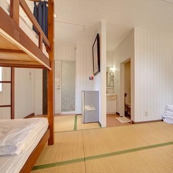 【個室 和洋室】1〜3名