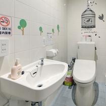 4F女性専用トイレ