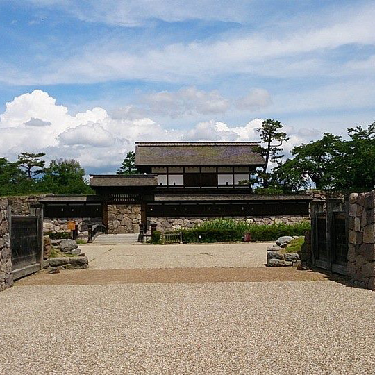 松代の観光名所