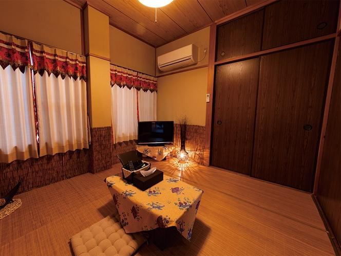 2名様部屋(4.5畳)