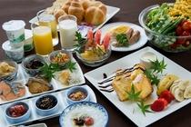 【朝食】バイキングイメージ
