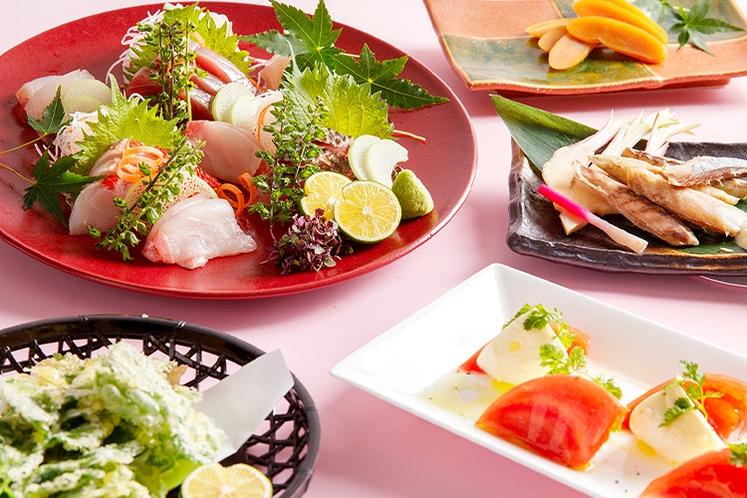 【夕食】オプション料理イメージ