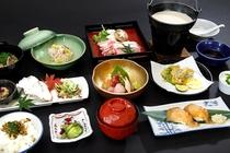 【夕食】懐石料理イメージ