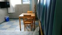 【個室】Wi-Fi/冷暖房完備/ツイン・トリプルルーム2名様仕様