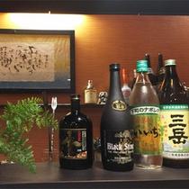 *食堂/酒好きの主人が全国から集めた、選りすぐりの銘酒もお楽しみいただけます!