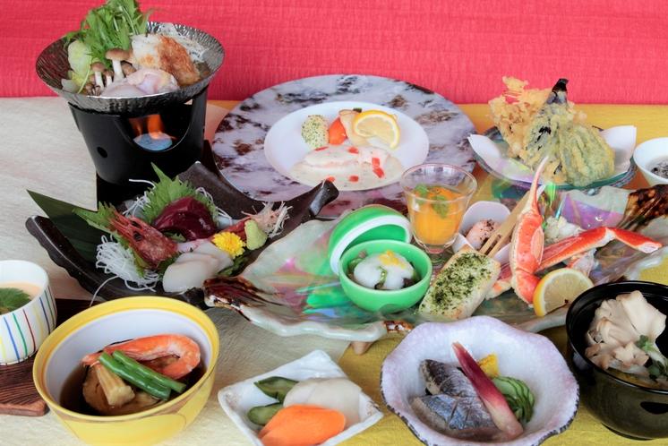 秋のお料理~松コース~
