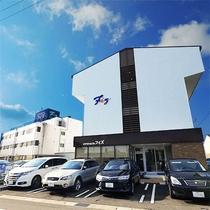 ビジネスホテルフィズ名古屋空港店 外観