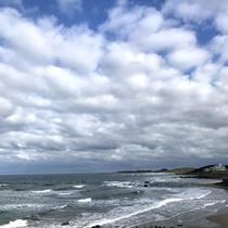 *【道の駅 ねむの丘】日本海が間近に!海風を感じてゆったりとお過ごしください。