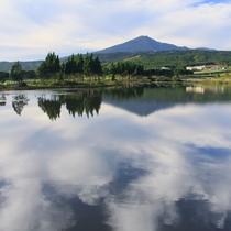 *【鳥海高原花立】鳥海山を望み、本荘平野、海岸線まで眺めることができ、大自然を満喫できます!
