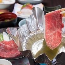 *【秋田由利牛しゃぶしゃぶ】A4~A5ランクのお肉を使用!