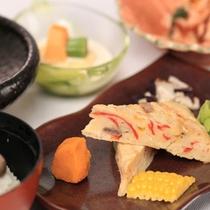 【愛犬夕食/選べる3つのメイン】「魚のおやき」