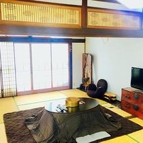 【お部屋おまかせ】昔ながらの昭和ノスタルジーな町屋風のお部屋です