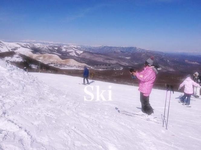 Ski B