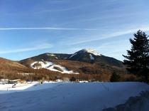 (冬)蓼科山