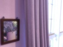 ツインベッドルーム206号室