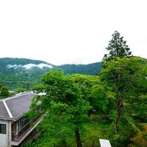 *【風景】2階、3階のお部屋からは眺望をお楽しみいただけます。