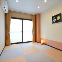 *【部屋/2room(1F)】和室
