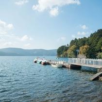 *【周辺観光】芦ノ湖。どの季節に訪れても美しい景観を楽しめます。