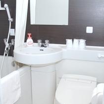 *清潔に保たれたバスルーム。2015年夏オープンなのでまだまだピカピカです♪